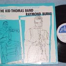 KID THOMAS w/RAYMOND BURKE--Jazzology JCE-30--Reissue