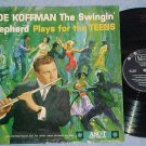 MOE KOFFMAN PLAYS FOR THE TEENS--Mono 1962 LP on Ascot