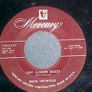 45-EDDIE HEYWOOD-SOFT SUMMER BREEZE--1956-Mercury--VG++