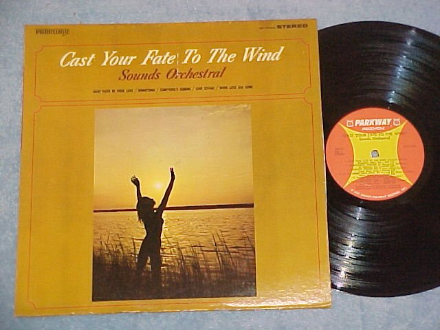 SOUNDS ORCHESTRA-CAST YOUR FATE TO THE WIND-Stereo LP#2