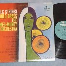 HAYMES-MUNDY ORCHESTRA--SILK STRINGS-BOLD BRASS-1967 LP