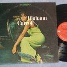 DIAHANN CARROLL--NOBODY SEES ME CRY--Stereo 1967 LP