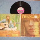FRANCOISE HARDY--FRANCOISE-1966 France LP--Vogue 702-30