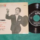 Spain EP w/PS--PACORRO-1964--RCA Victor 3-20813--NM/VG+