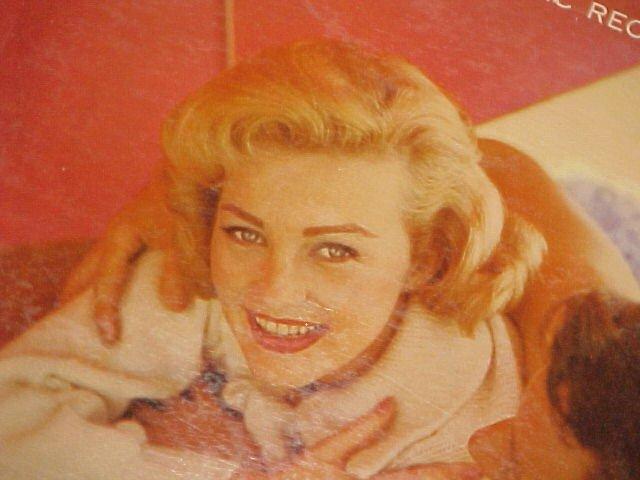 RESORT FAVORITES-Stereo 1958 LP-Blue Vinyl ~Cheesecake~