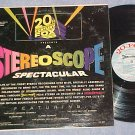 A STEREOSCOPE SPECTACULAR--20th Century-Fox Sampler LP