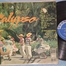 TICO RONDO ORCH--CALYPSO--Late '50's LP--Promenade 2067