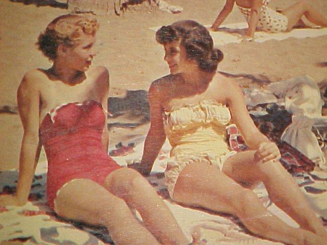 HI-FI SUMMER HOLIDAY--VG+ 1957 LP on Halo ~Cheesecake~