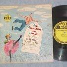 """AN AMERICAN IN PARIS-10"""" VG++/VG+ '51 Sdk LP-Gene Kelly"""