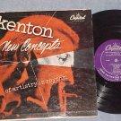 "STAN KENTON ORCHESTRA-NEW CONCEPTS-10"" VG++/VG+ 1953 LP"
