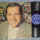 78 w/PS--PERRY COMO--JINGLE BELLS--RCA Bluebird BY-57