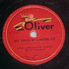 78-JOHN KAMEAALOHA ALMEIDA--MY YELLOW GINGER LEI-Oliver