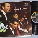 JOHN LASALLE QUARTET-JUMPIN AT THE LEFT BANK-VG+ '59 LP