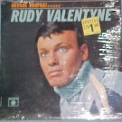RUDY VALENTYNE--AND NOW-Mint Sealed 1965 LP on Roulette