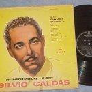 MADRUGADA COM SILVIO CALDAS--Brazil LP--Odeon MOCB-3025