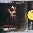 IDRIS MUHAMMAD-HOUSE OF THE RISING SUN--1976 LP-Kudu 27