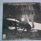 MAN'S INCREDIBLE VENTURE TO THE MOON--Mint Sealed LP