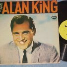 THE BEST OF ALAN KING-VG++/VG+ c.1960 LP--Bronjo BR-109