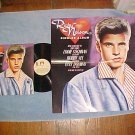 THE RICKY NELSON SINGLES ALBUM-NM '79 UK LP w/NM Poster