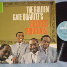 GOLDEN GATE QUARTET'S GREATEST SPIRITUALS--Germany LP