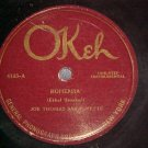 78-JOE THOMAS SAX-O-TETTE/HARRY RADERMAN-1920-Okeh 4130