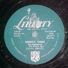 78--DAVID SEVILLE (chipmunks)--ARMEN'S THEME--1956--VG+