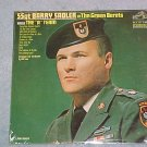 "SSGT BARRY SADLER--THE ""A"" TEAM--Mint SEALED 1966 LP"