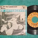 45 w/PS--THE DETERGENTS--LEADER OF THE LAUNDROMAT--1964