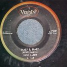 45-EDDIE HARRIS-HALF & HALF/K.C. BLUES-1963-Vee Jay 543