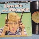 DENNIS THE MENACE--1960 TV Sdk LP--Colpix 204