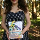 Deluxe White Organic Onesie Embroidery Kit