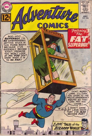 Adventure Comics #298