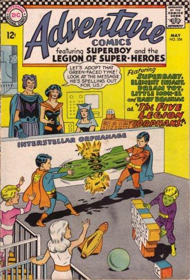 Adventure Comics #356