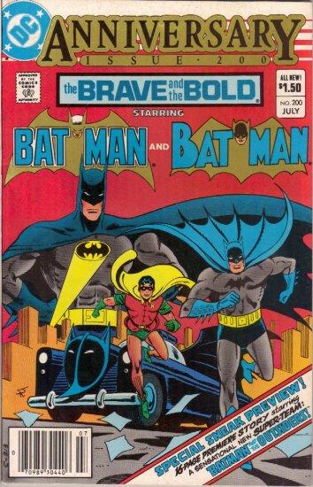 Brave & the Bold #200