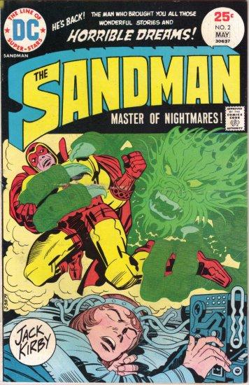 Sandman vol 1 #2