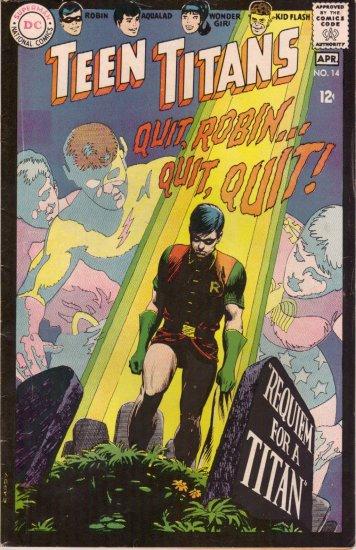 TEEN TITANS vol. 1 #14