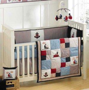 Jack Baby Crib Bedding By Nautica Kids