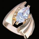 Ladies Cubic Zirconia Fashion Ring #359