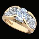 Ladies Cubic Zirconia Fashion Ring #283
