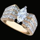 Ladies Cubic Zirconia Fashion Ring #326