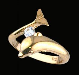 Lds Cubic Zirconia Fashion Ring #385