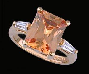 Lds Cubic Zirconia Fashion Ring #391