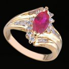 Lds Cubic Zirconia Fashion Ring #405