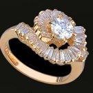 Lds Cubic Zirconia Fashion Ring #411