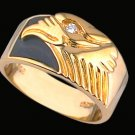 Gentleman's Eagle Fashion Ring #2238