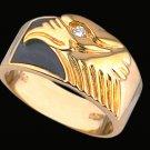 Gentleman's Eagle Fashion Ring #2238