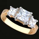 Lds Cubic Zirconia Fashion Ring #439