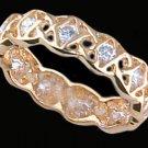Lds Cubic Zirconia Fashion Ring #450