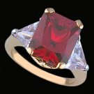 Lds Cubic Zirconia Fashion Ring #476