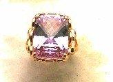 Lds Cubic Zirconia Fashion Ring #538